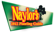Naylor's Planting Guide